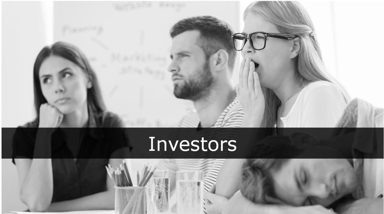 startup pitch deck investors