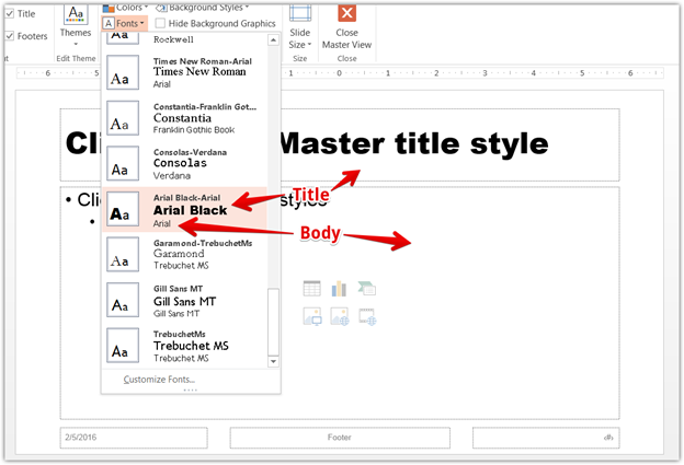 Slide Master PowerPoint: the Complete Guide to make the best