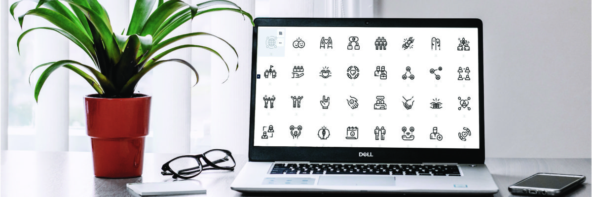 Presentation icon: The Complete Guide to use it